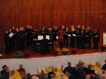 Weststadtkonzert 'Neuer Chor 07'